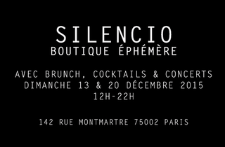 Le Silencio inaugure sa boutique éphémère