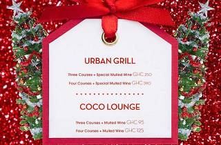 Christmas at Urban Grill & Coco Lounge