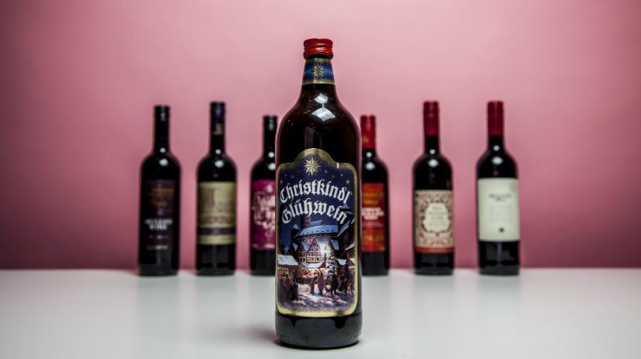 Lidl Christkindl Mulled Wine 2015