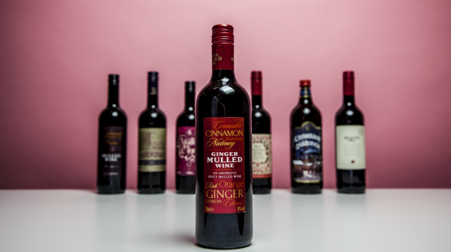 ASDA Ginger Mulled Wine 2015