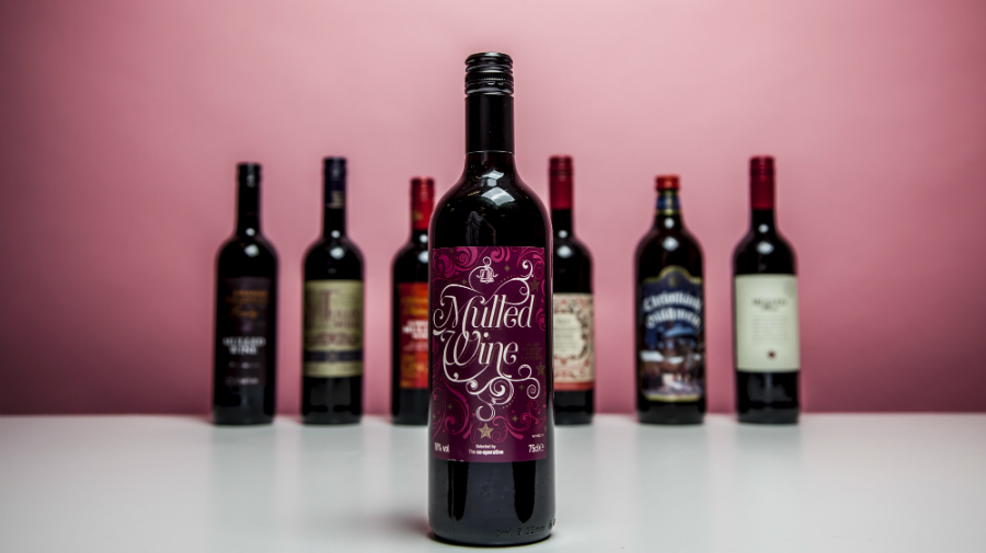 The Co-operative Mulled Wine 2015