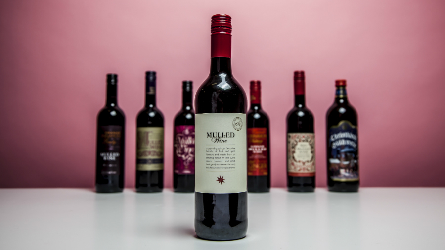 Sainsbury's Taste the Difference Mulled Wine 2015