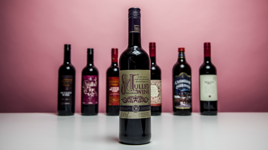 Waitrose Mulled Wine 2015
