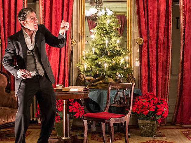 Christmas Carol.A Christmas Carol At The Merchant S House Things To Do In New York