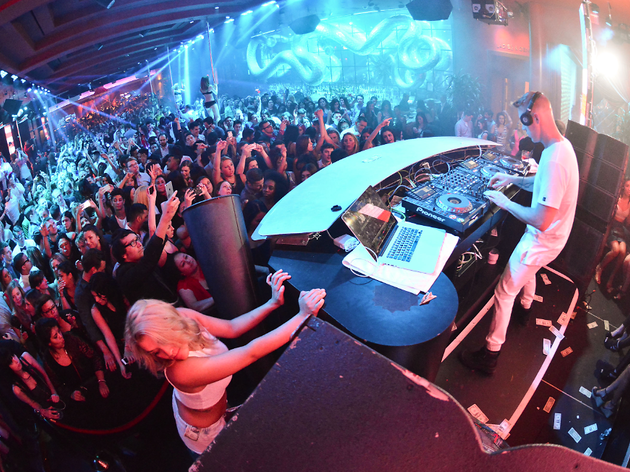 Ultimate $60K VIP Package at Surrender Nightclub