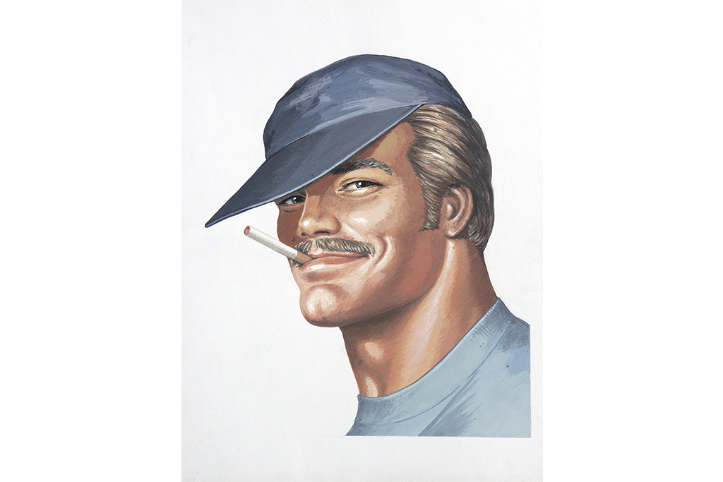 Tom of Finland, Untitled, 1975