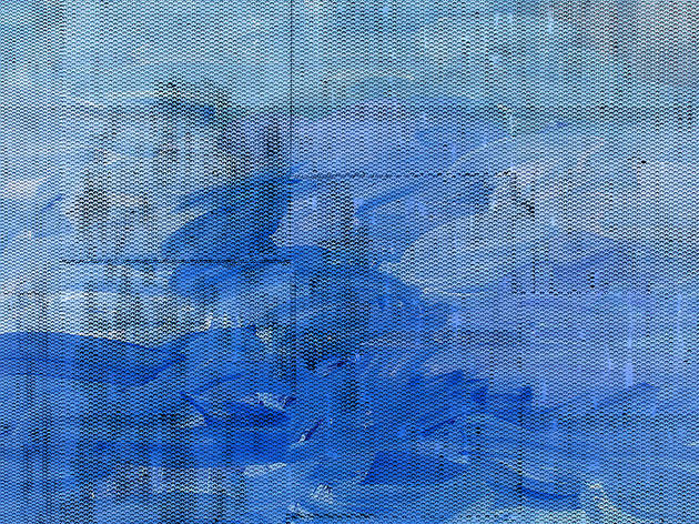 Jacqueline Humphries, Untitled, 2015