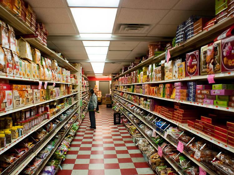Chinatown: Hong Kong Supermarket