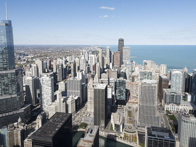 50 most beautiful buildings in Chicago