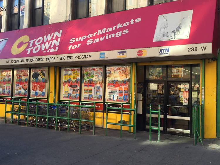 Harlem: C-Town