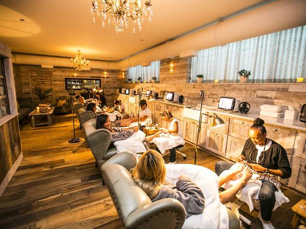 Cowshed Spa at Soho House