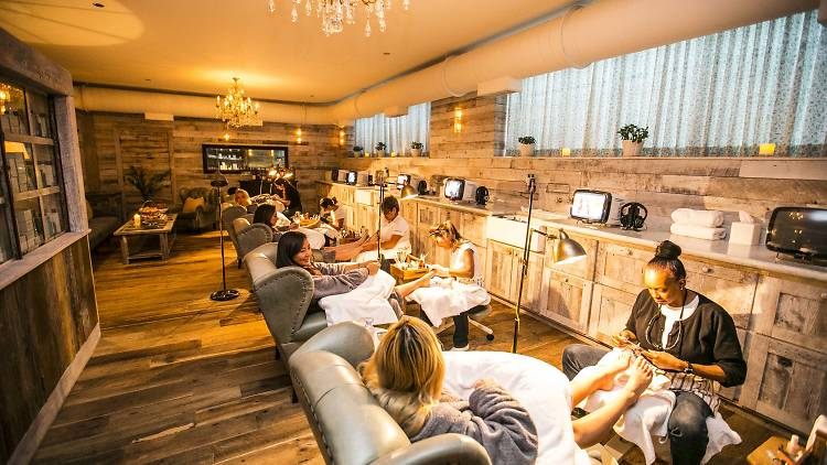 soho house, cowshed, spa, best spas,