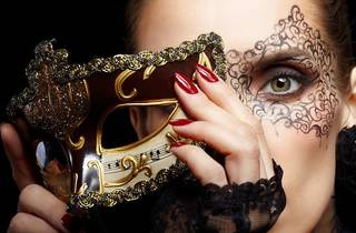 The Black Tie Masquerade Ball