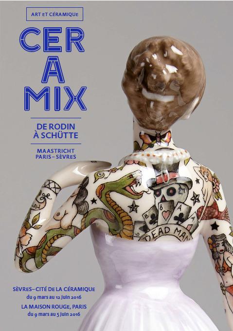 Ceramix - Arts et céramique de Rodin à Schütte
