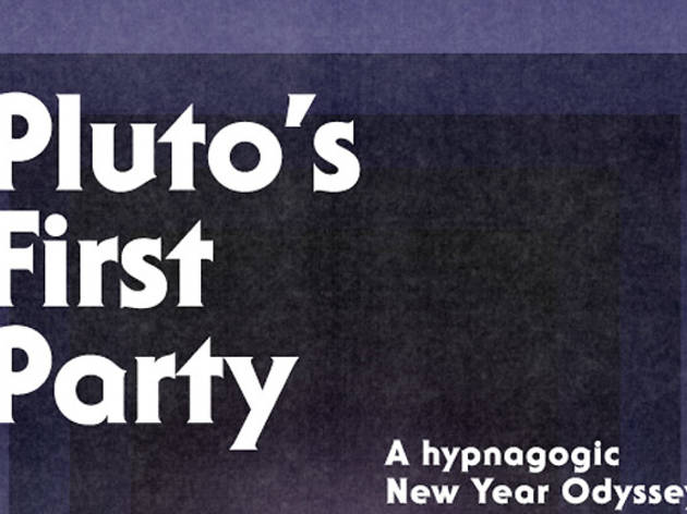 Pluto's First Party