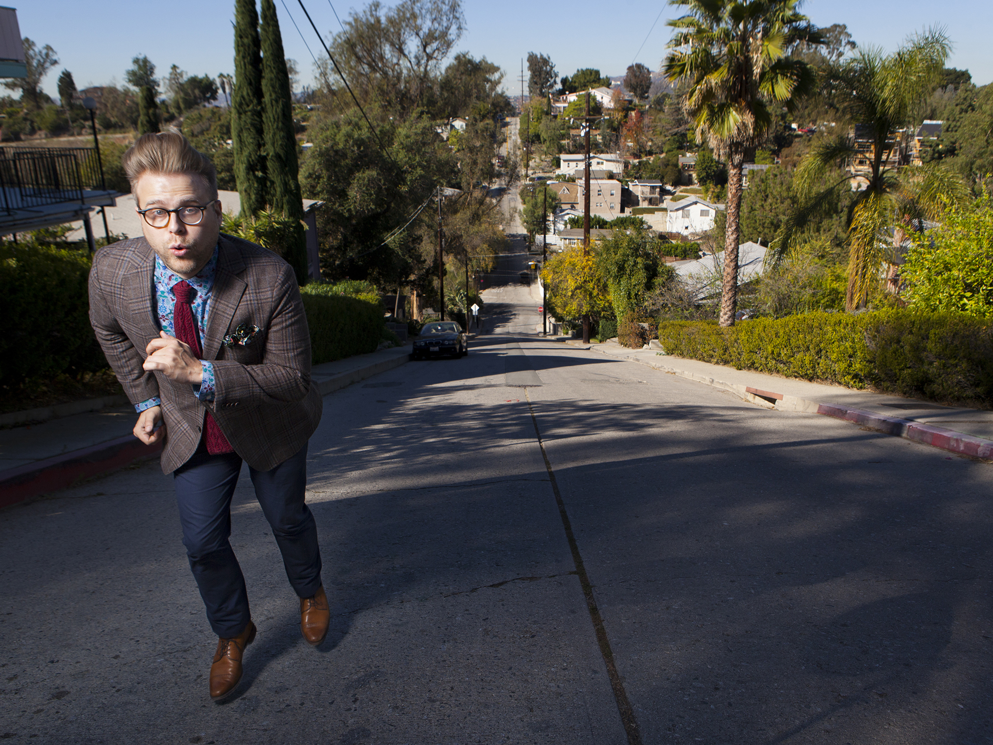 Adam Conover, Comedians to watch in 2016
