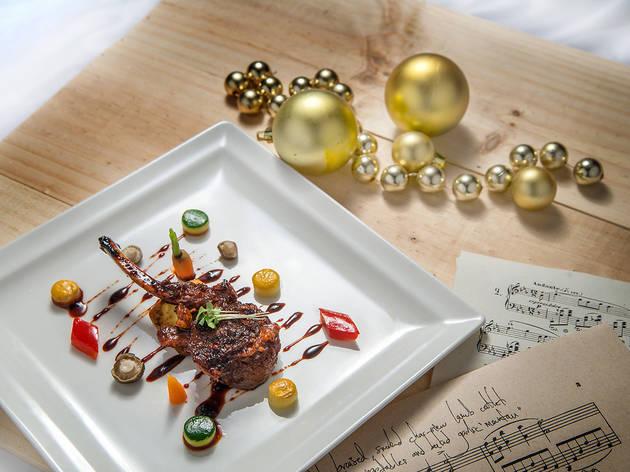 Tao Chinese Cuisine Christmas set menu