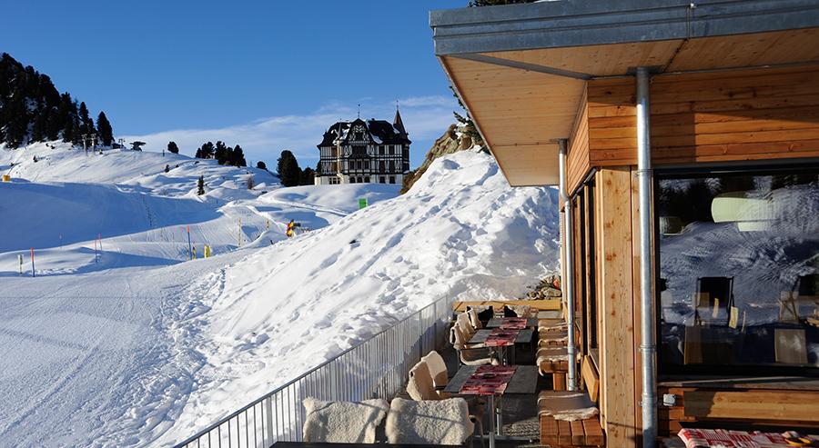 Berghotel Riederfurka • Valais