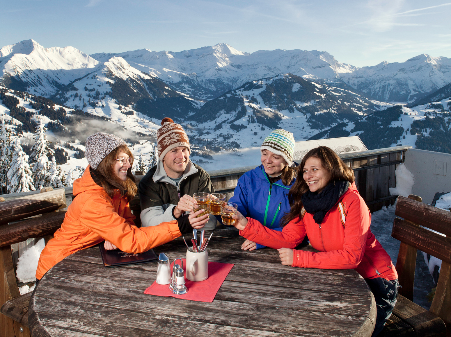 Berghaus Rellerli • Gstaad
