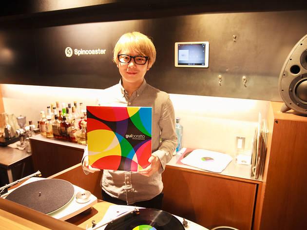 TOKYO MUSIC BOX #7 Spincoaster Music Bar