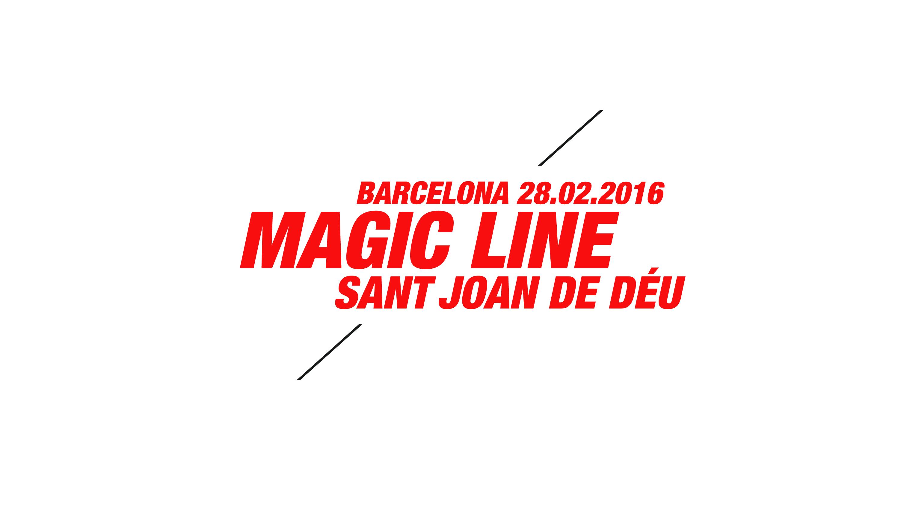 magic line 2016