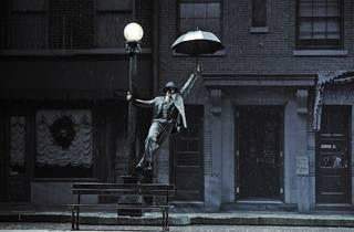 Singin' in the rain  (© théâtre du Châtelet / Marie-Noëlle Robert )