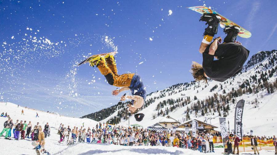Win tickets to the ultimate winter festival, Snowbombing, plus flights and accommodation