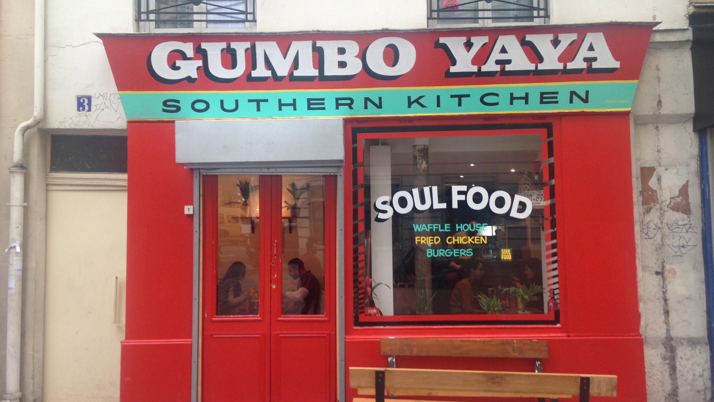 Afro-américain • Gumbo Yaya