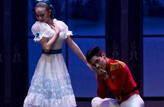 El cascanueces por el Ensamble de Danza Clásica Ollin Yoliztli