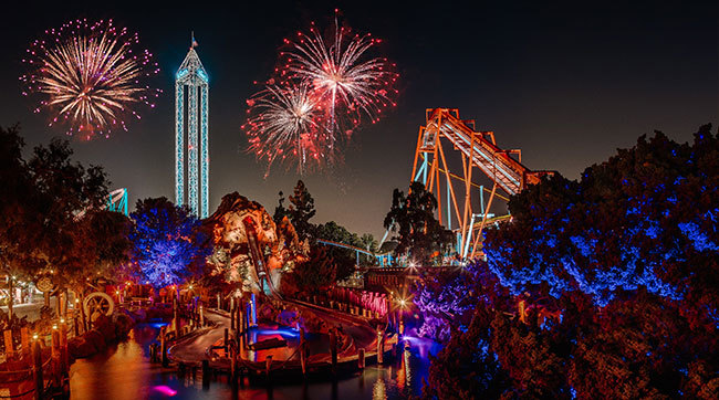 Where To See New Year S Eve Fireworks In Los Angeles