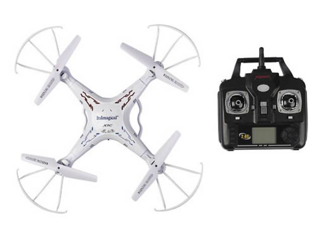 Dron con cámara para niños
