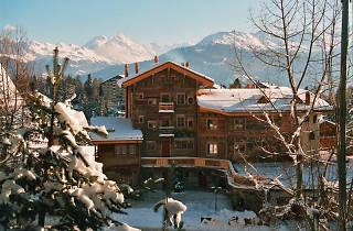 Hostellerie Pas de L'Ours