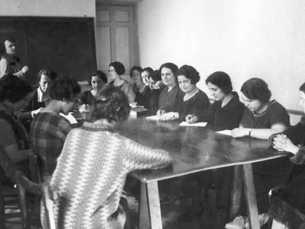 Mujeres en vanguardia. La Residencia de Señoritas en su centenario [1915-1936]