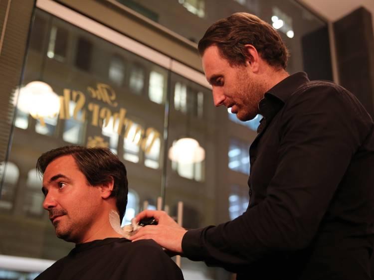 The best barber shops in Melbourne