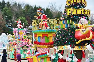Christmas Fantasy at Everland