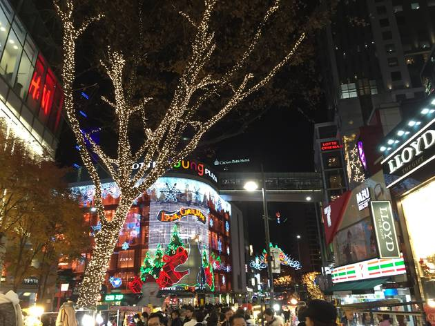 Christmas In Korea.A History Of Christmas In Korea Time Out Seoul