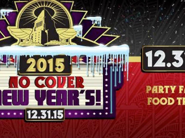 No-Cover New Year's Eve Bash