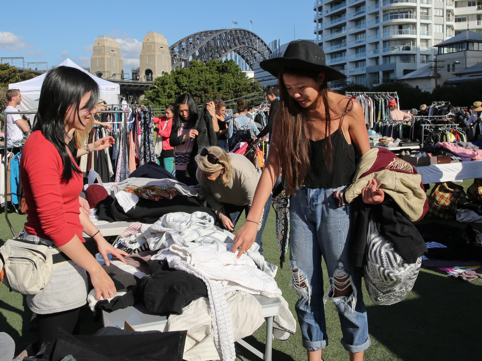 The best fashion and design markets in Sydney