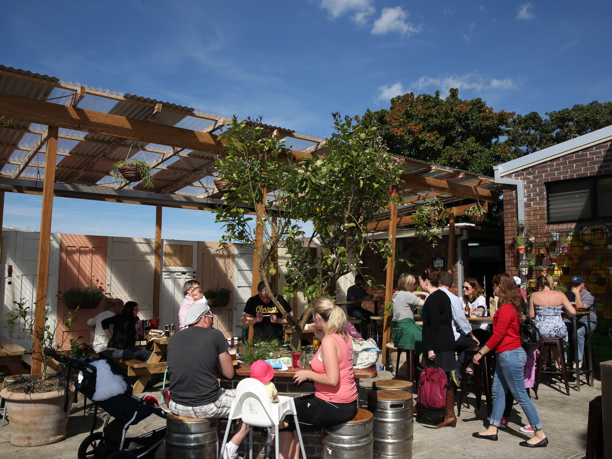 The best beer gardens in Sydney