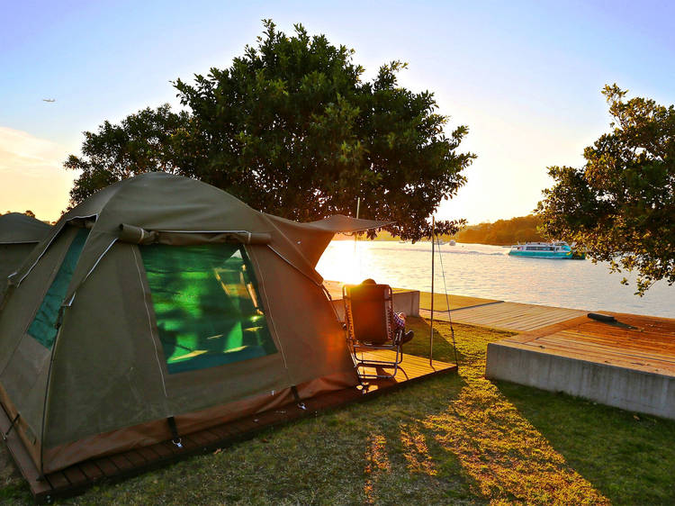 The best camping near Sydney