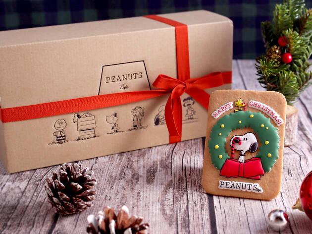 Peanuts Cafe クリスマス限定メニュー