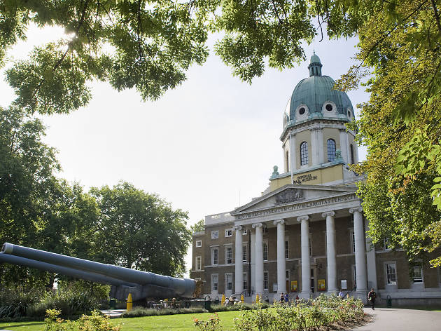 Hear real voices of war at the Imperial War Museum