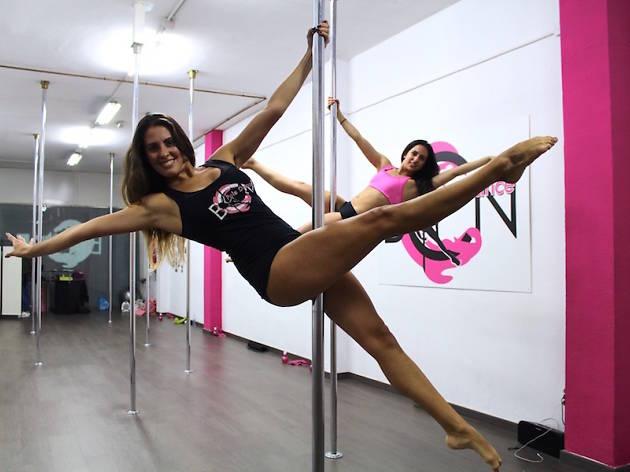 Pole Dance a Barcelona