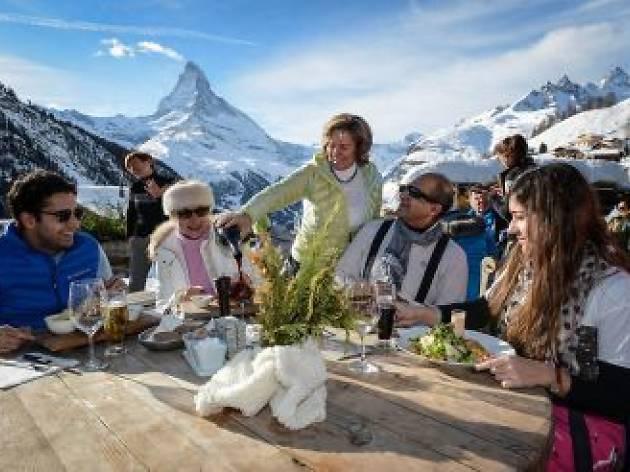 Chez Vrony • Zermatt