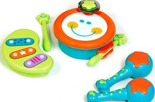 Instrumentos musicales para bebes