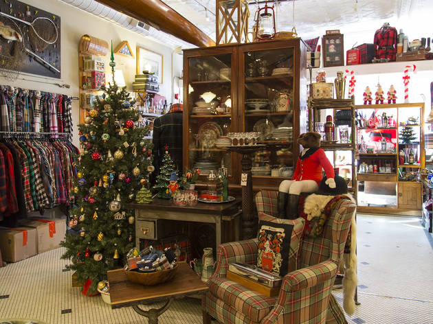 Get In The Holiday Spirit At These Chicago Christmas Stores