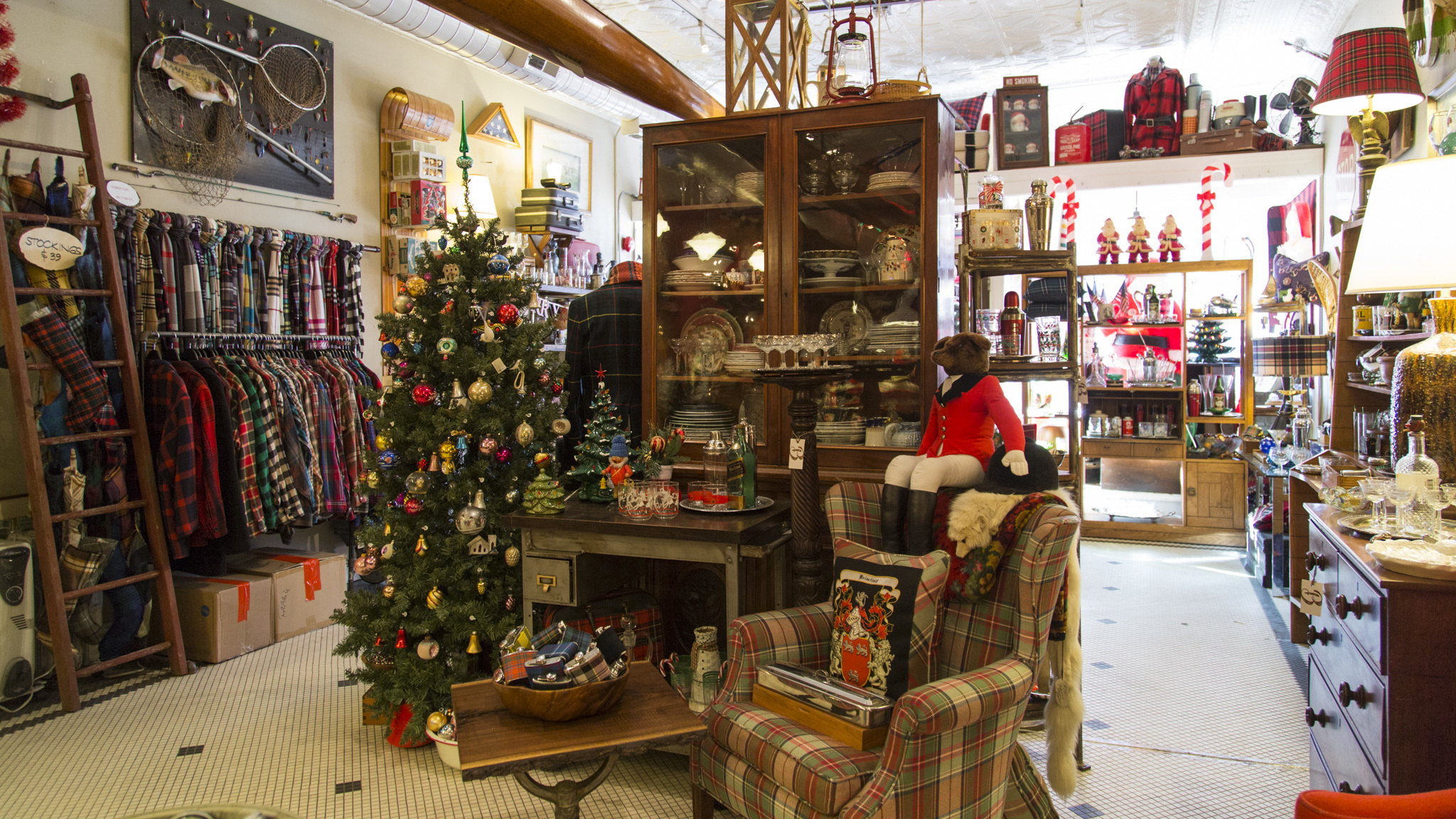 Christmas events for the perfect chicago holiday for The christmas shop