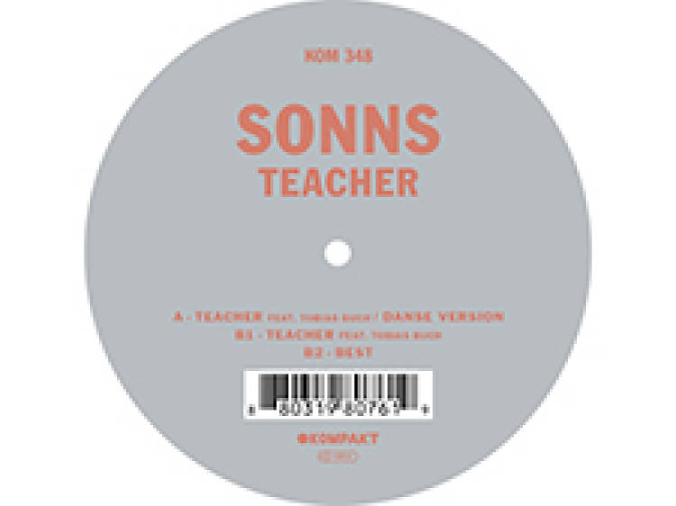 "SONNS ft. Tobias Buch, ""Teacher"" (DANSE VERSION)"