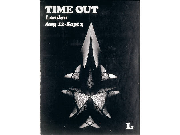 Time Out magazine first issue