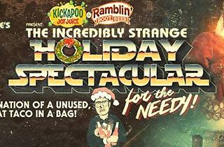 The Incredibly Strange Holiday Spectacular